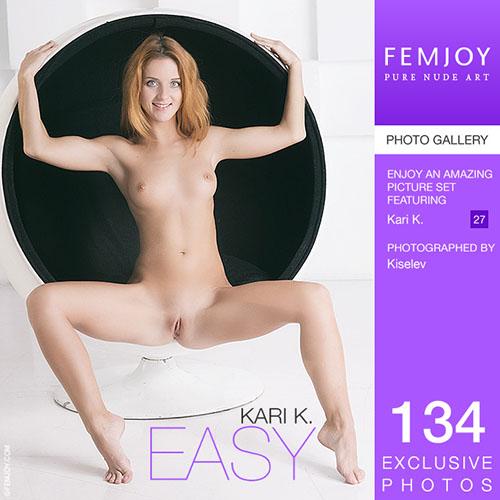 """Kari K """"Easy"""""""
