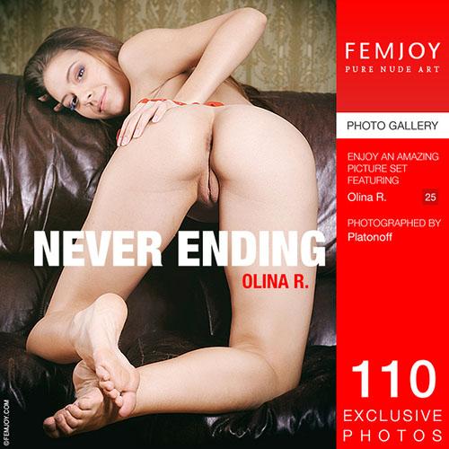 """Olina R """"Never Ending"""""""
