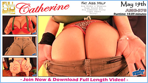 "Catherine ""Fat Ass Milf"""