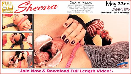 "Sheena ""Death Metal"""
