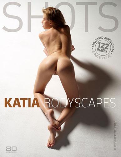 """Katia """"Bodyscapes"""""""