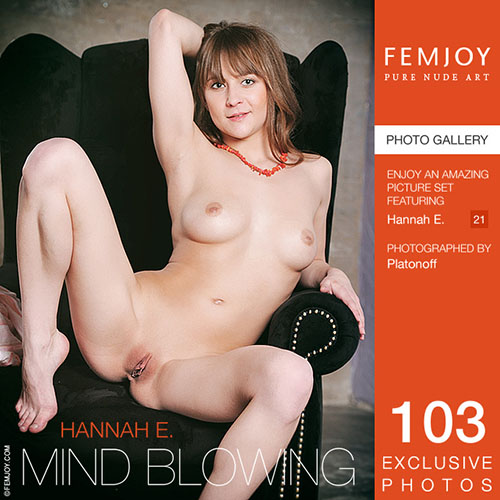 "Hannah E ""Mind Blowing"""