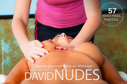 """Jayden """"Sensual Massage"""""""