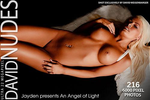 """Jayden """"An Angel of Light"""""""