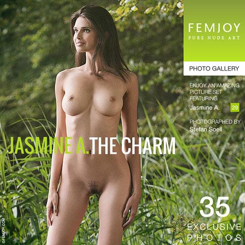 """Jasmine A """"The Charm"""""""
