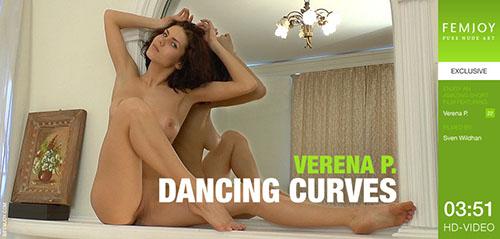 """Verena P """"Dancing Curves"""""""