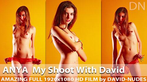 """Anya """"My Shoot with David"""""""
