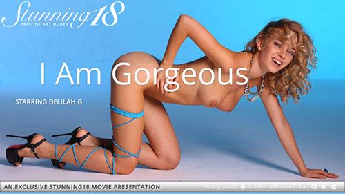 "Delilah G ""I Am Gorgeous"""