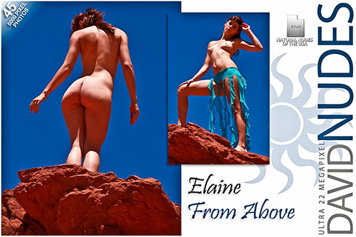 """Elaine """"From Above"""""""