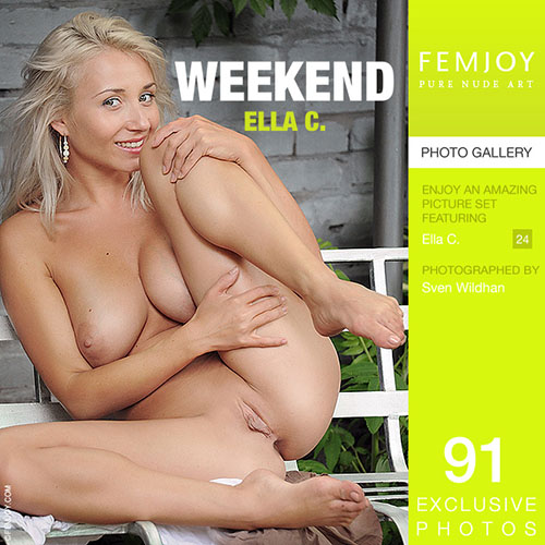 """Ella C """"Weekend"""""""