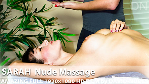 "Sarah ""Nude Massage"""