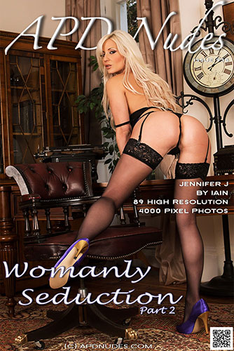 "Jennifer J ""Womanly Seduction II"""