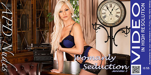 "Jennifer J ""Womanly Seduction"""