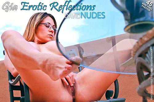 """Gia """"Erotic Reflections"""""""