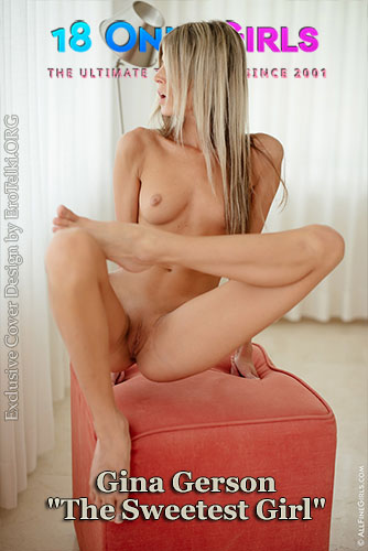 """Gina Gerson """"The Sweetest Girl"""""""