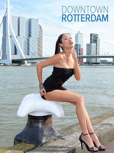 "Davon Kim ""Downtown Rotterdam"""