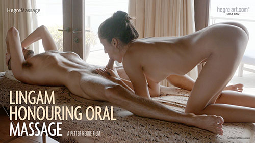 "Serena ""Lingam Honouring Oral Massage"""