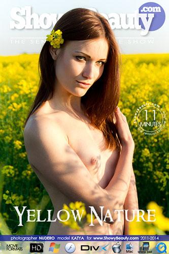 """Luisa """"Yellow Nature"""""""
