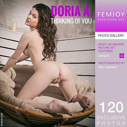 "Doria A ""Thinking Of You"""