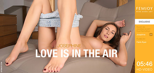 """Josephine """"Love Is In The Air"""""""