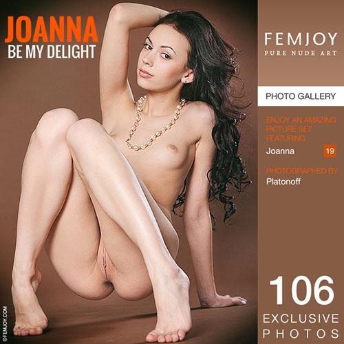 """Joanna """"Be My Delight"""""""