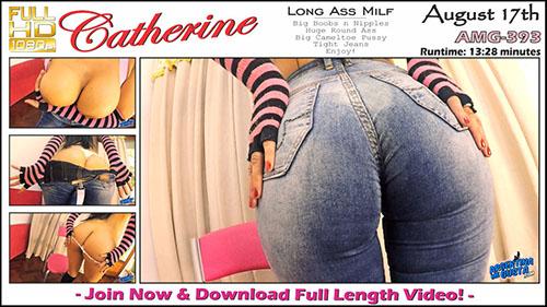 "Catherine ""Long Ass Milf"""