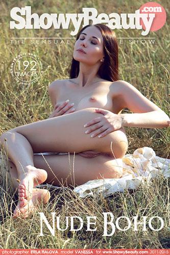 "Vanessa ""Nude Boho"""