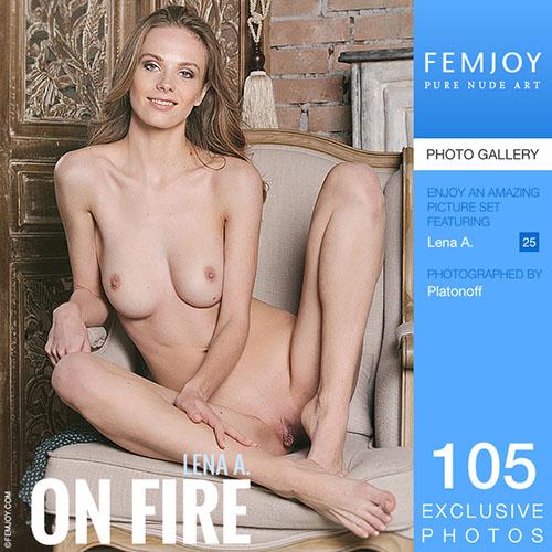 """Lena O """"On Fire"""""""