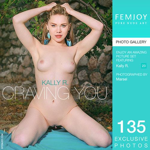 """Kally R """"Craving You"""""""