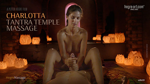"Charlotta ""Tantra Temple Massage"""