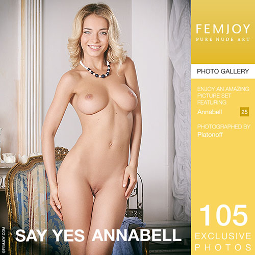 """Annabel """"Say Yes"""""""