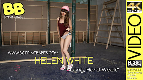 Helen White �Long Hard Week�