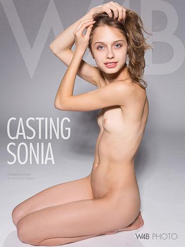 """Sonia S """"Casting"""""""