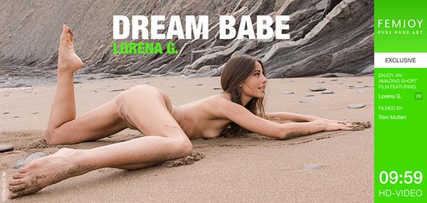"Lorena G ""Dream Babe"""