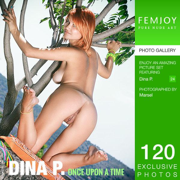 """Dina P """"Once Upon A Time"""""""