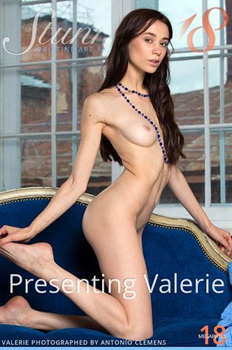 """Valerie """"Presenting"""""""
