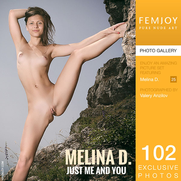 """Melina D """"Just Me And You"""""""
