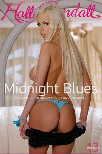 "Alexis B ""Midnight Blues"""