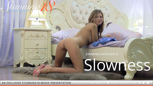 "Kathleen G ""Slowness"""