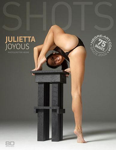 """Julietta """"Joyous"""""""