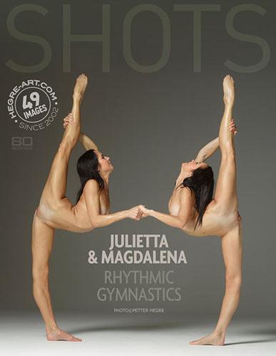 """Julietta & Magdalena """"Rhythmic Gymnastics"""""""