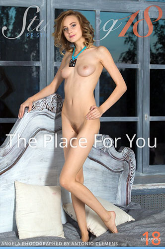 """Angela """"The Place For You"""""""