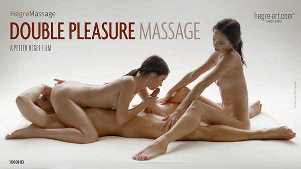 "Julietta & Magdalena ""Double Pleasure Massage"""