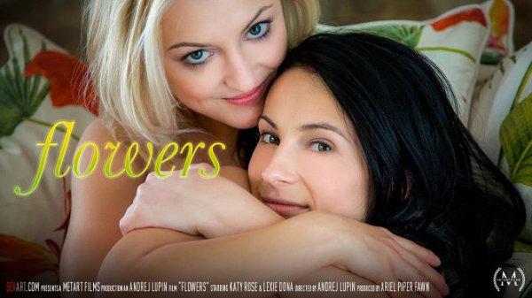 "Katy Rose & Lexie Dona ""Flowers"""