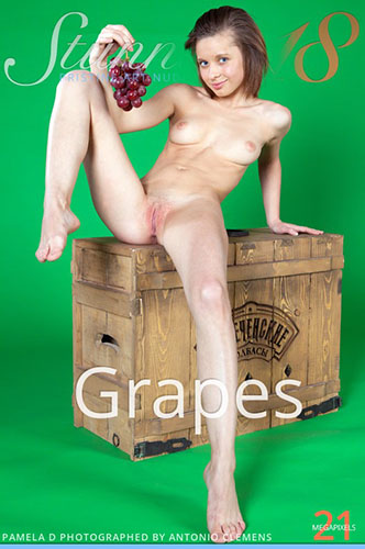 "Pamela D ""Grapes"""