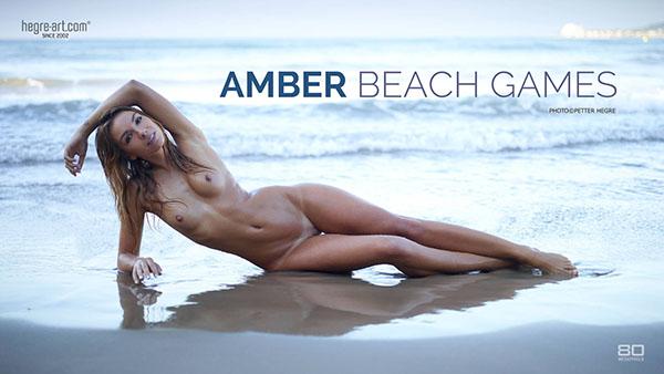 "Amber ""Beach Games"""