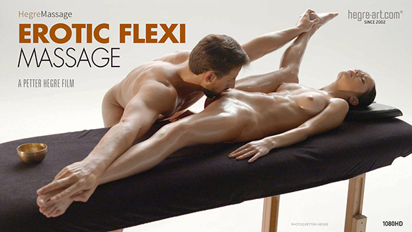 "Magdalena ""Erotic Flexi Massage"""