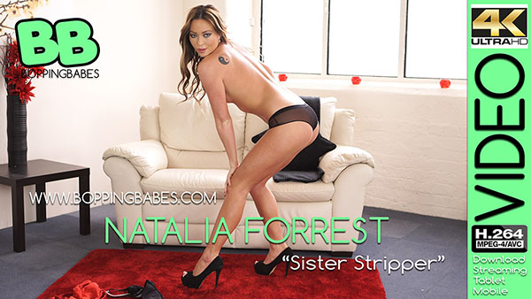 Natalia Forrest 揝ister Stripper? title=
