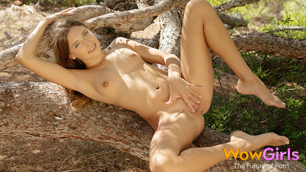 """Talia Mint """"Being In The Woods"""""""