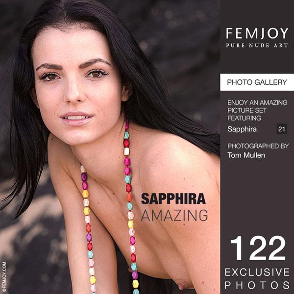 """Sapphira """"Amazing"""""""